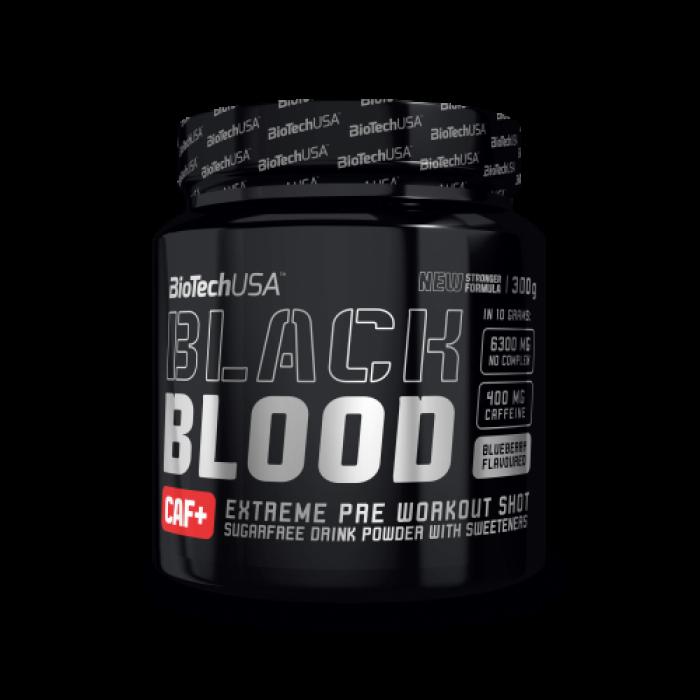 BLACK BLOOD CAF+ (330 грамм)